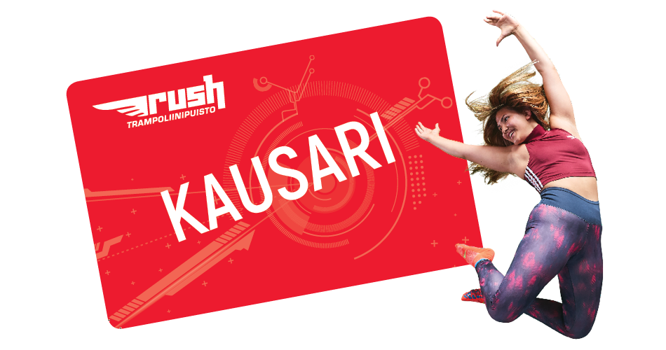 Rush Season Pass - Jump all day, every day!